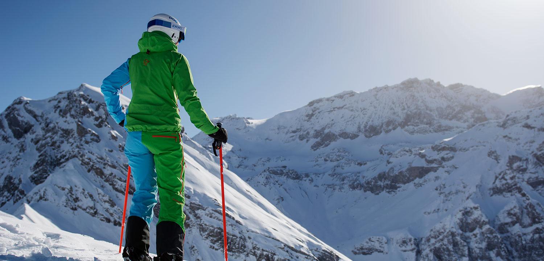 Ski alpin Wildstrubel Lenk