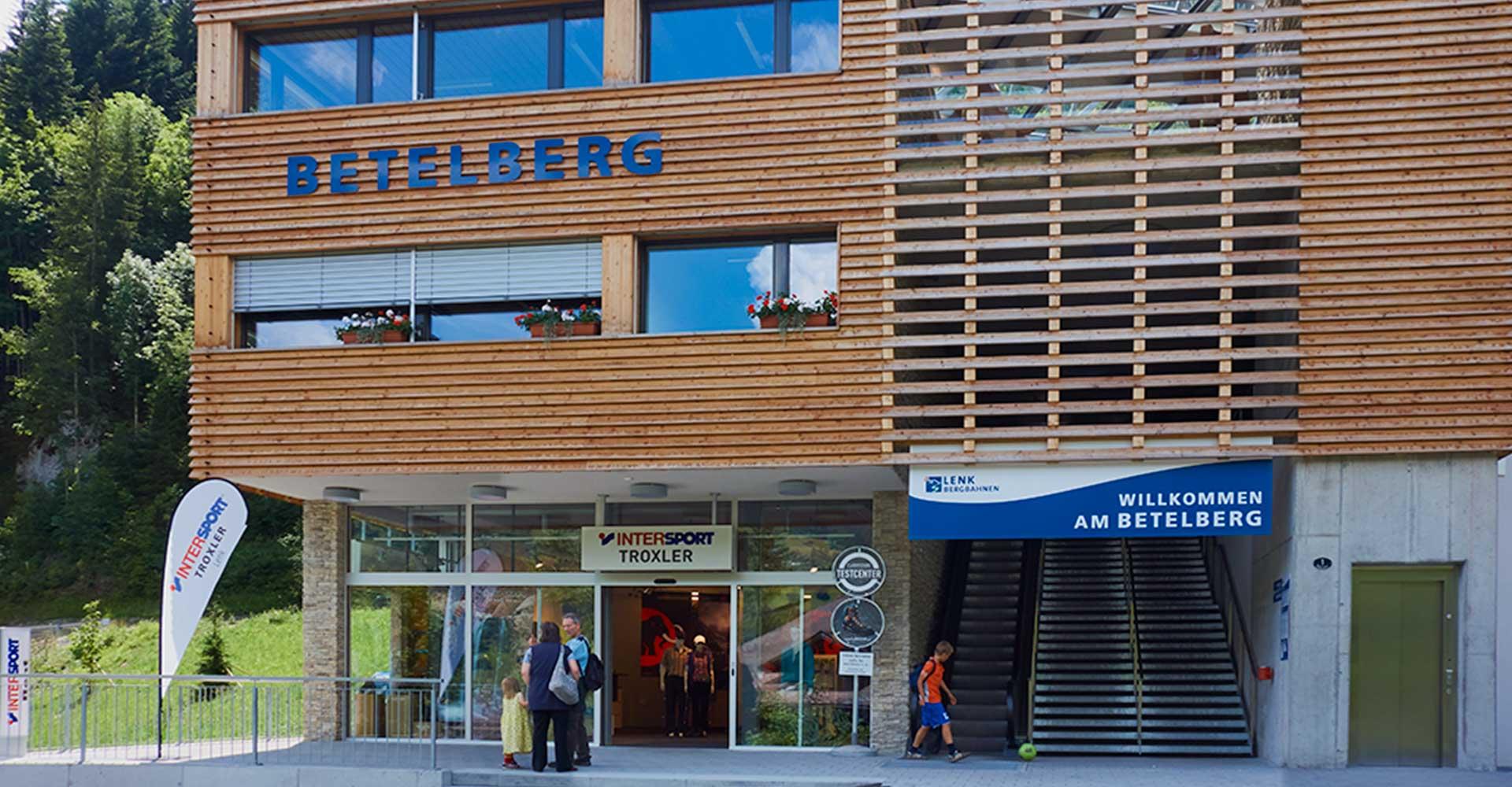 Talstation Betelberg