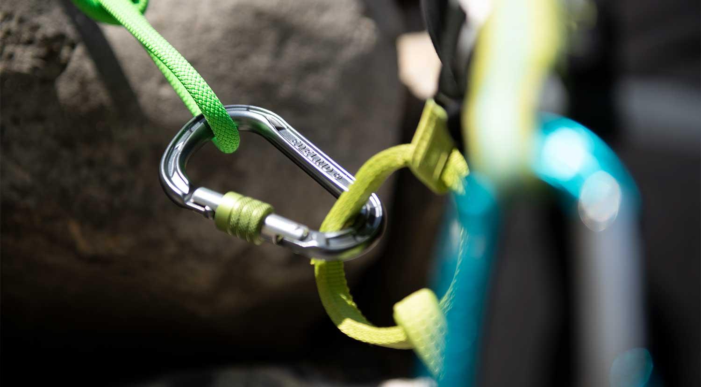 Kletterausrüstung, Troxler Sport & Mode AG, Lenk