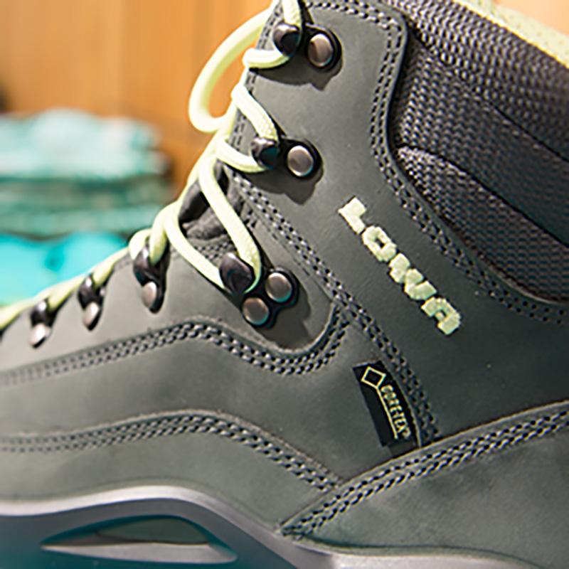 Lowa-Schuhtest