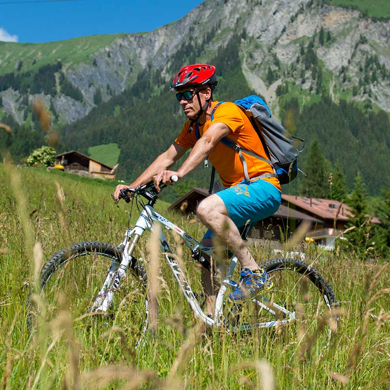 rent a bike, Troxler Sport & Mode AG, Lenk