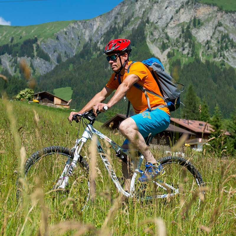 rent a bike, Troxler Sport & Mode AG, Lenk